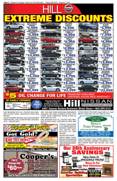 The Advertiser of Polk County 08.04.16