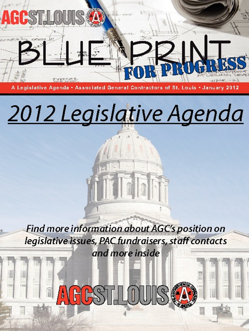 AGC of St. Louis 2012 Legislative Agenda
