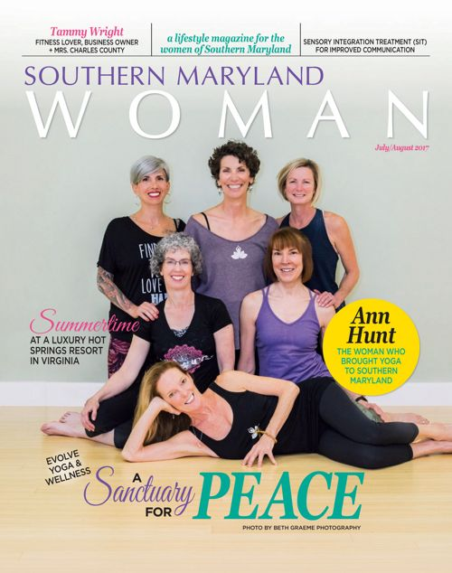 Southern Maryland Woman magazine - July/August 2017