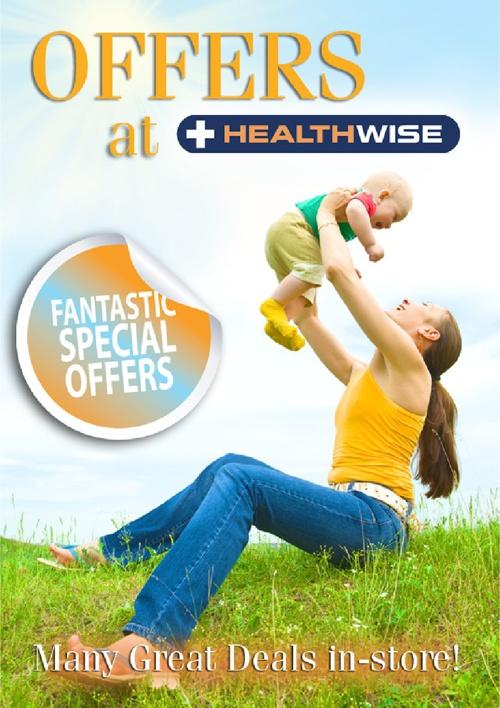 Healthwise - Summer 2013