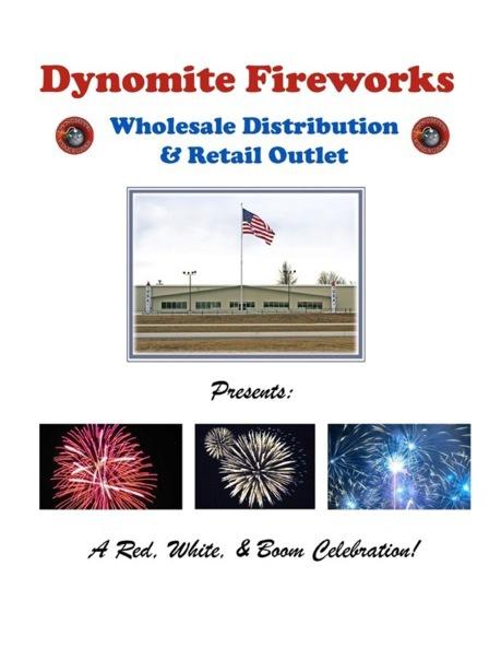 2012 Dynomite Fireworks' Product Catalog