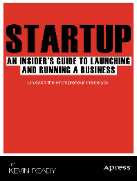 Karl Dennis' Collection of Ebooks - Startup Central