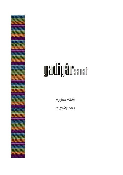 YadigarSanat Katalog 2013