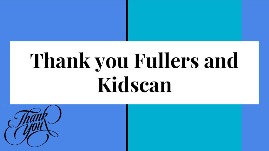 ebook - Thank you Fullers and Kidscan