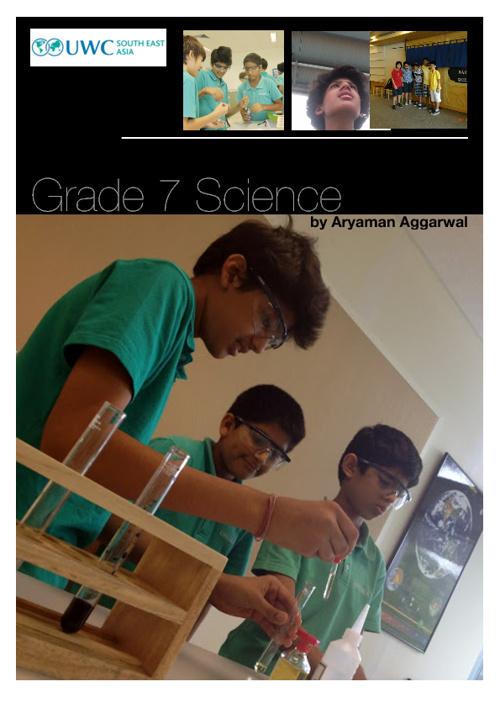 Aryaman's Science Notebook