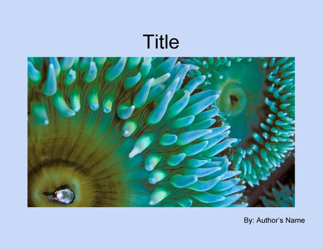 MarineEcologyBookTemplate