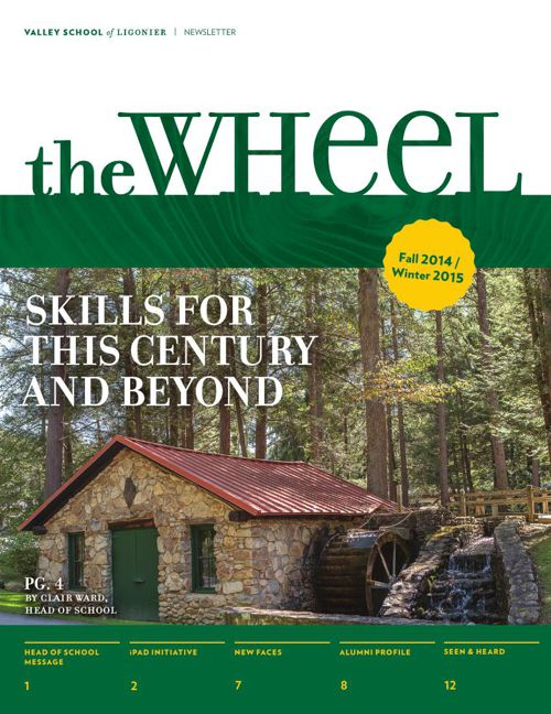 the Wheel Fall 2014-Winter 2015
