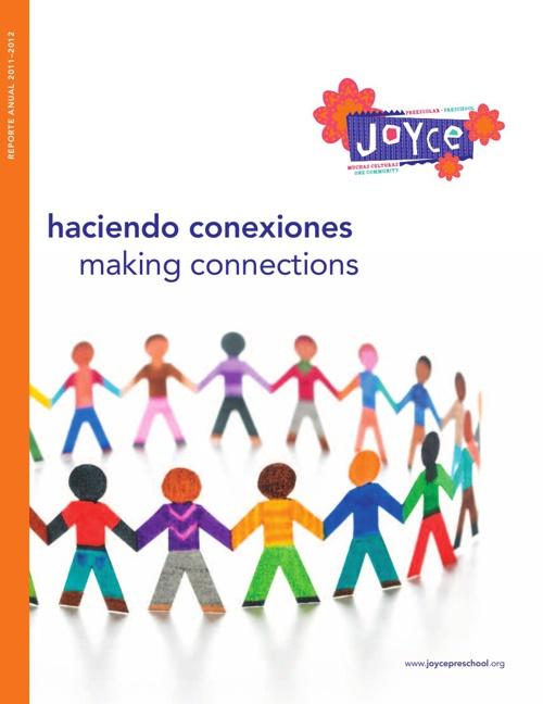 Preescolar Joyce - 2011-12 Reporte Anual - bilingüe