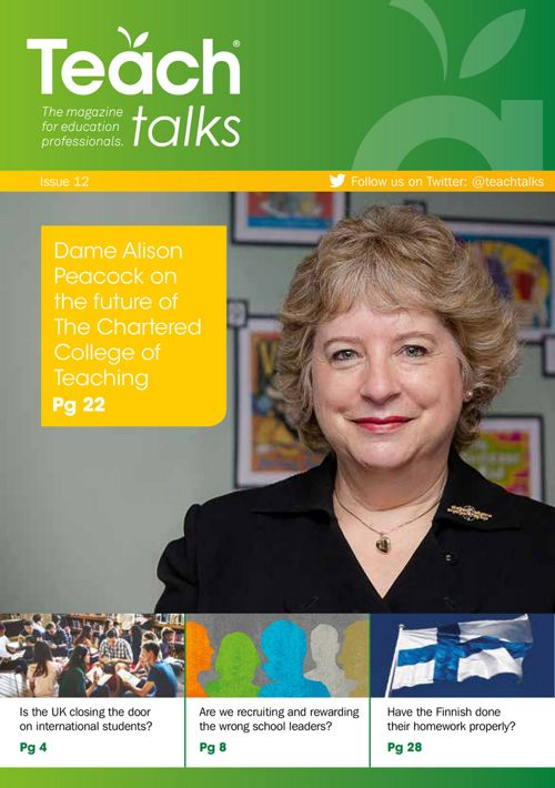TeachTalks Issue 12