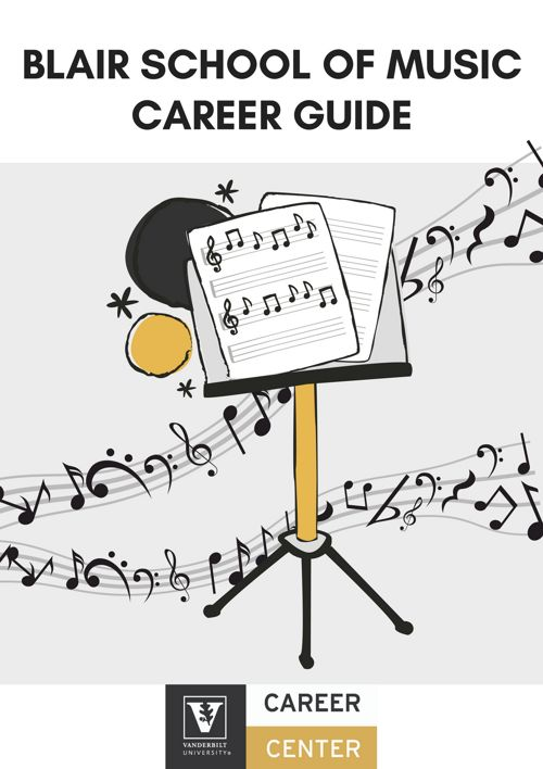 Blair School of Music Career Guide