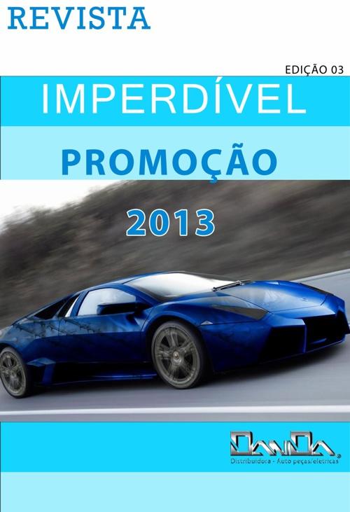 DANDA DISTRIBUIDO-AUTO PEÇAS/ELÉTRICAS