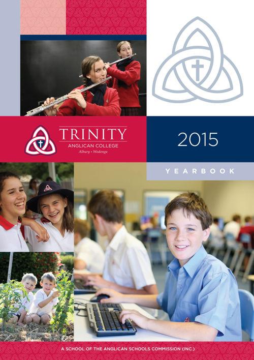 Trinity Yearbook 2015