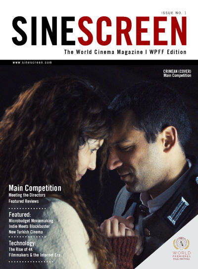 SINESCREEN ISSUE NO. 1