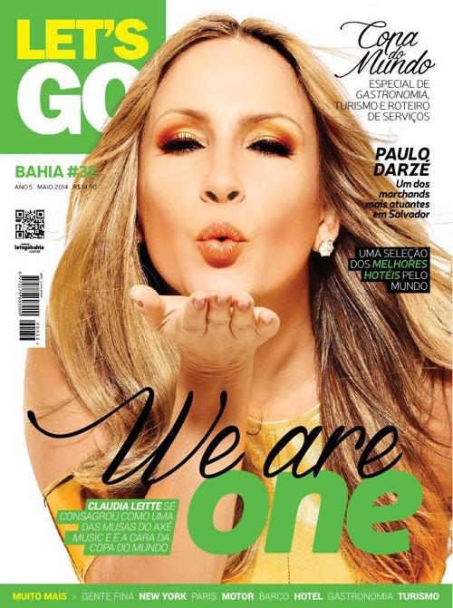 Revista Let's Go #32