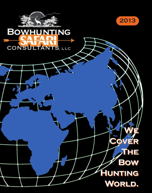 Bowhunting Safari 2013 Catalog