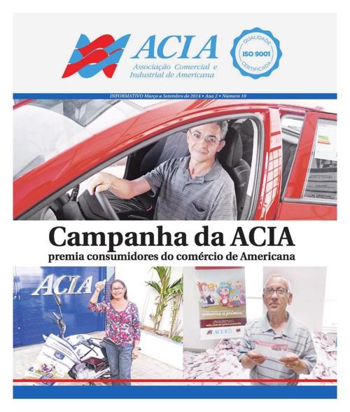 Informativo ACIA 010