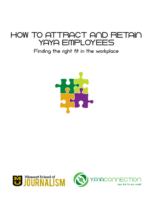 White Paper: How to Attract and Obtain YAYA Employees