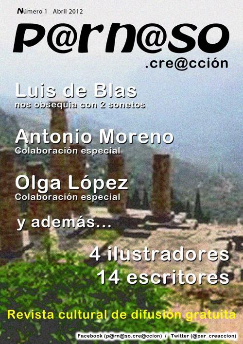 Revista Parnaso Abril 2012