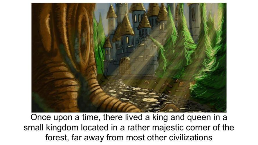 Fairy Tale Parody