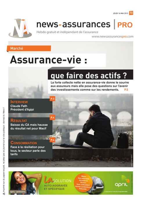 News Assurances Pro - Edition 70
