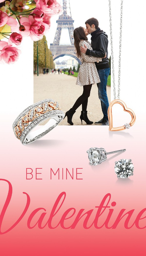 Be Mine- Valentine By Victor