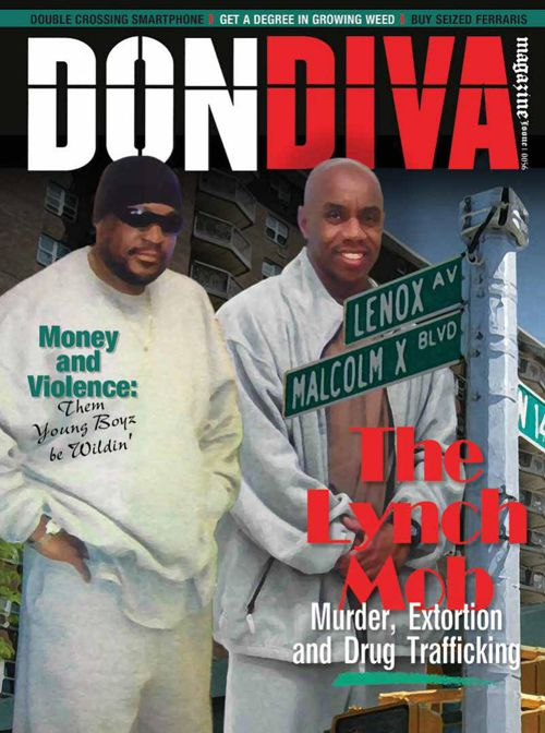 Don Diva Magazine Digital Issue 56