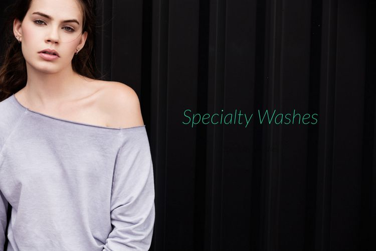 Specialty Washes Catalog