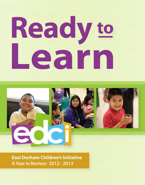 EDCI Year In Review: 2012-2013
