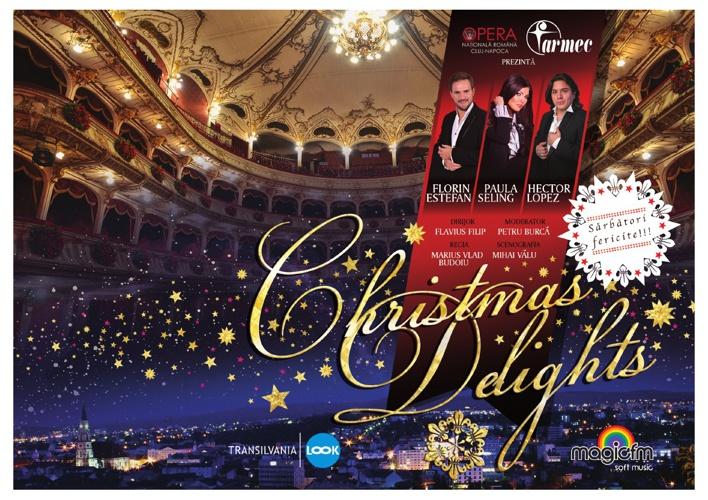 Christmas Delights - Program de sala