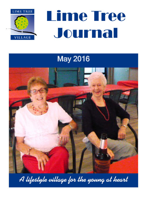 Lime Tree Journal - May 2016