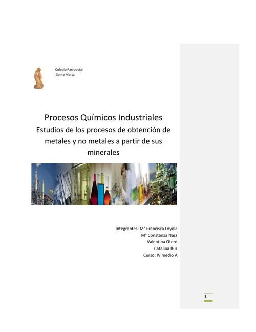 Procesos Quimicos Industriales_REV