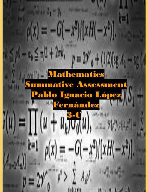 summative assessment math