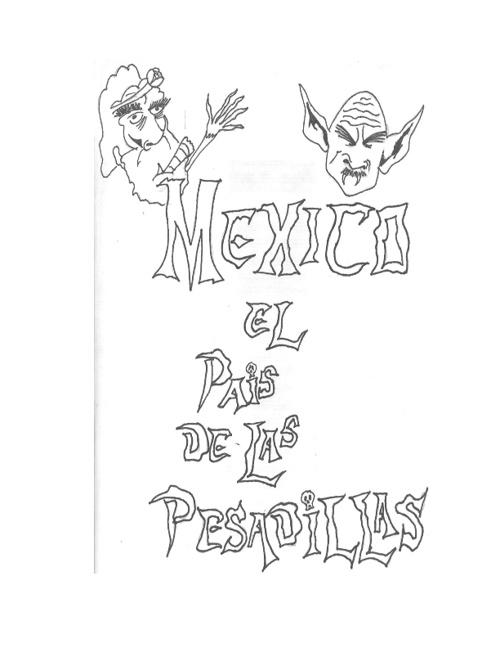 mexico el pais de las maravillas