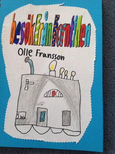 Olle Fransson Besöket från forntiden