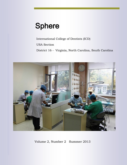 Sphere Summer 2013