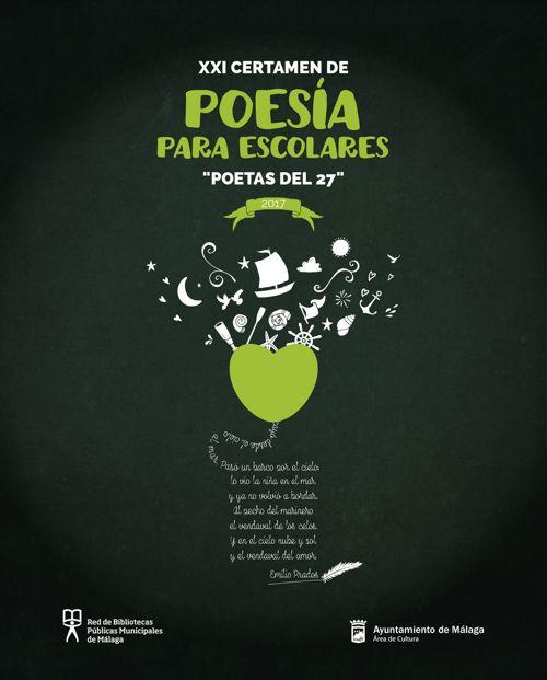 """XX Certamen de Poesía para Escolares """"Poetas del 27"""" (2016)."""