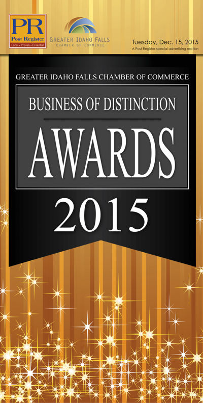 Business of Distinction Awards 2015