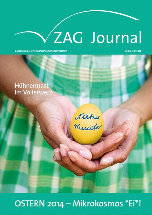 ZAG Journal 01 2014