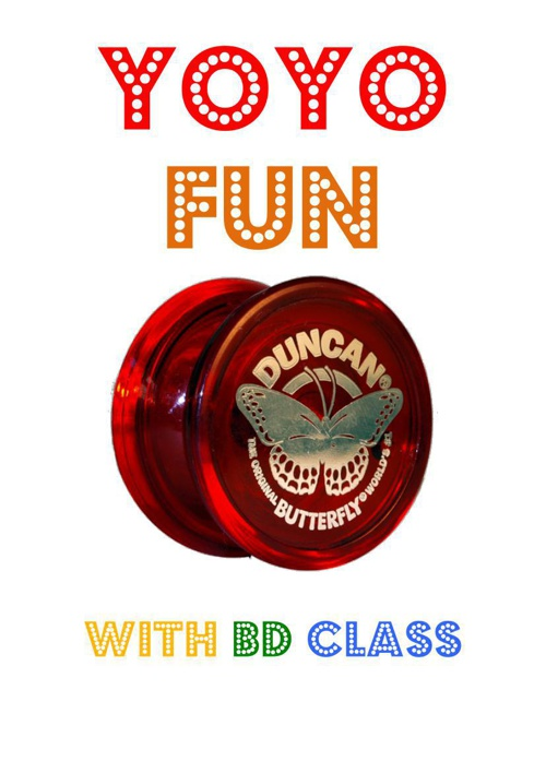 Yoyo Fun with BD Class