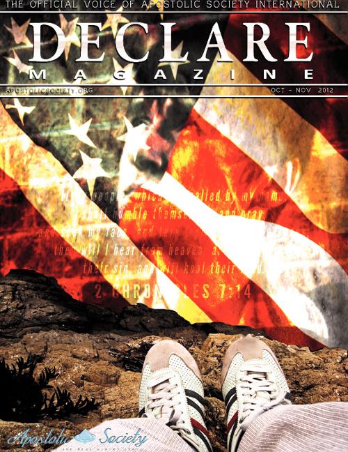 Declare Magazine Oct - Nov 2012