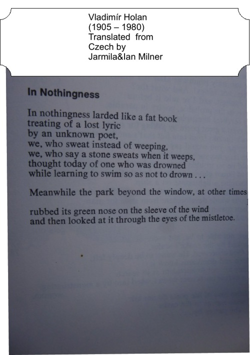 20th C poetry