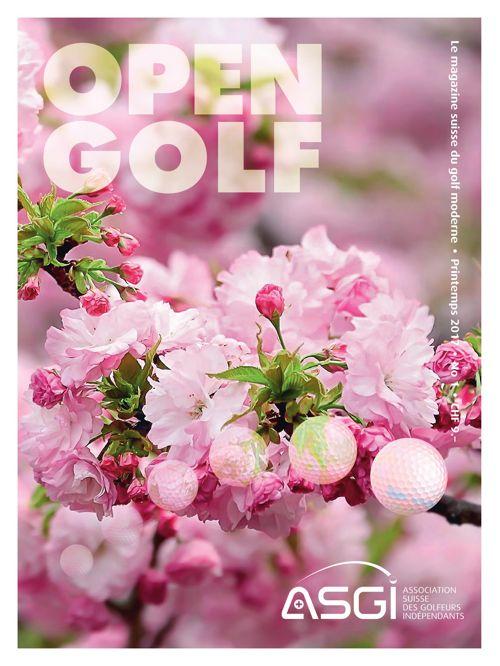 Open Golf n°1 - Printemps