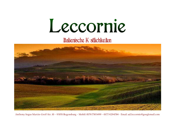 Katalog Leccornie
