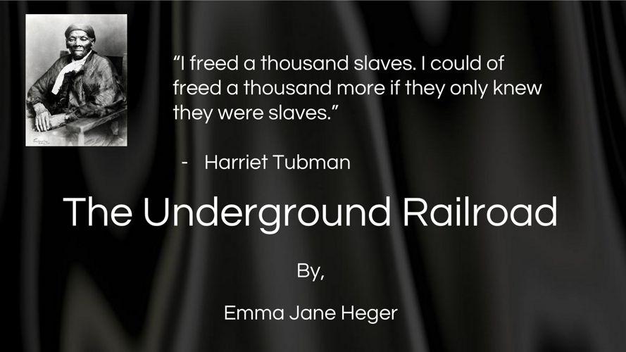Slides for informational books - Emma Heger
