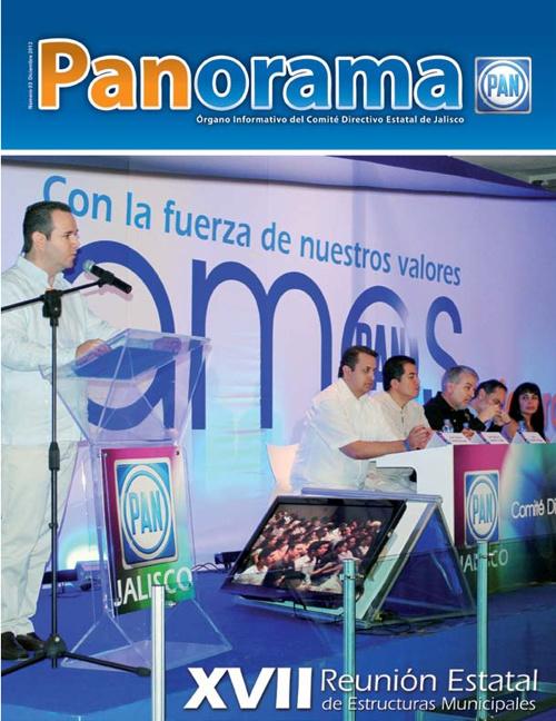 Revista Panorama - Diciembre, 2012