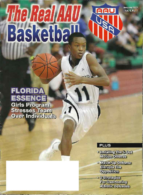 """The Real AAU Magazine"" -- Essence Uniting Florida"
