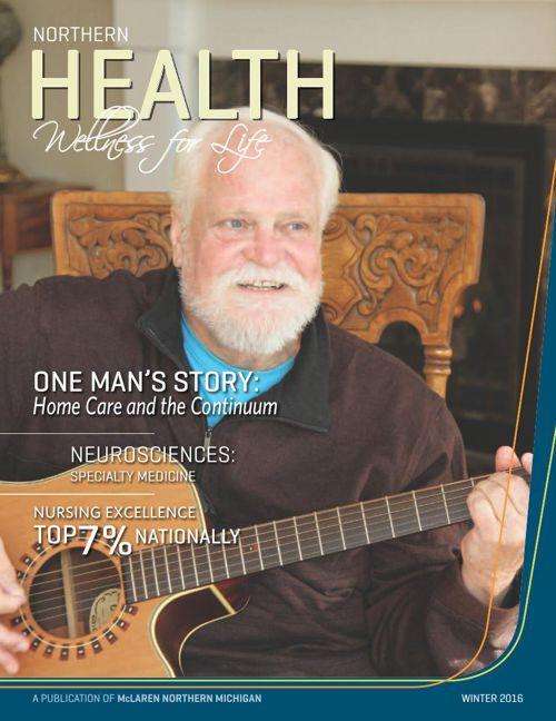 Northern Health Magazine - Winter 2016