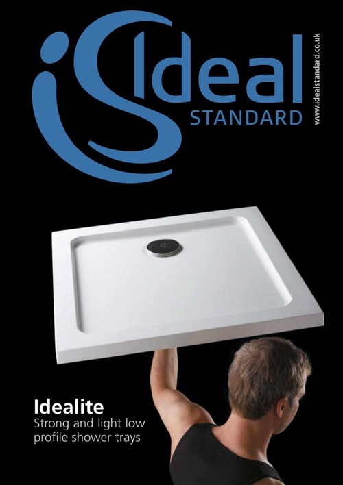 Ideal Standard Idealite Trays