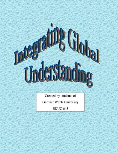 INTERGRATING GLOBAL UNDERSTANDING