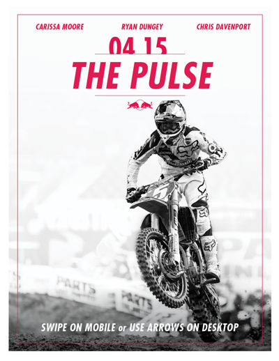The Pulse - April Edition - Old